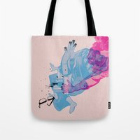 Nerd /// Fight Tote Bag