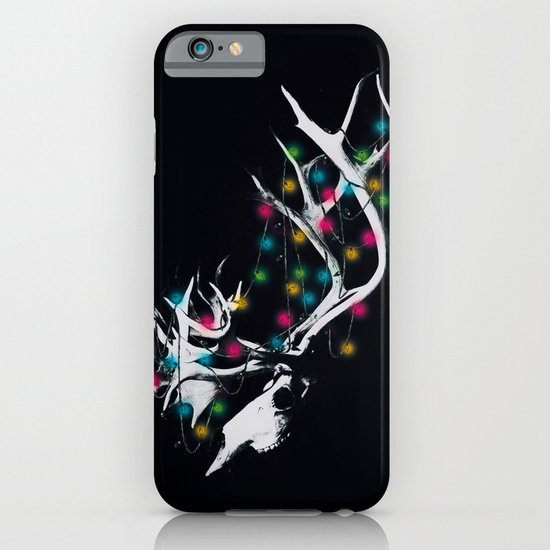 RUDOLPH THE REINDEER  iPhone & iPod Case