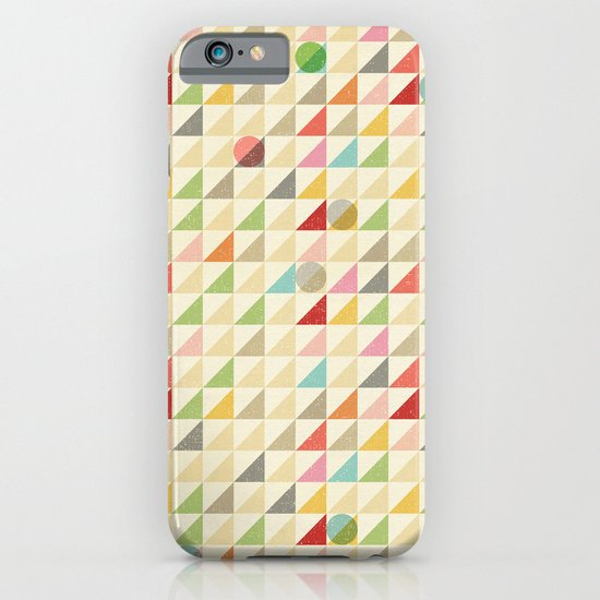 GEOMETRIC 002 iPhone & iPod Case