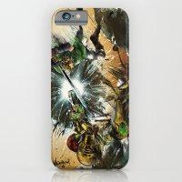 The Battlefield iPhone 6 Slim Case