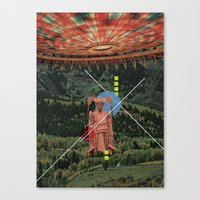 Maybe Or Maybe Not Canvas Print