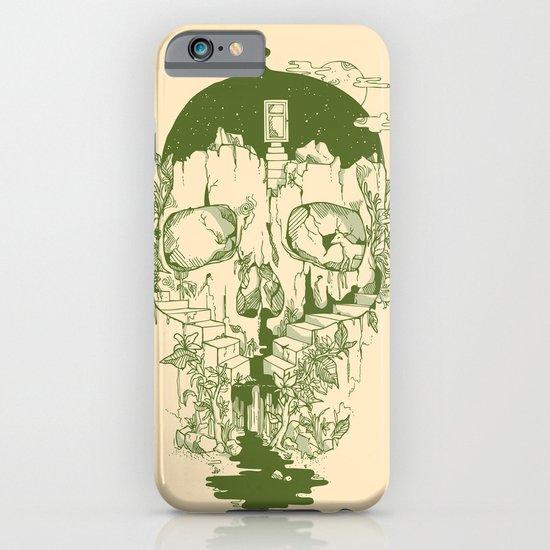 Inside My Head iPhone & iPod Case