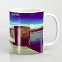 What's Up Dock?  Mug