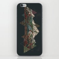 This mountain iPhone & iPod Skin
