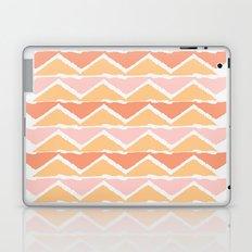 triangle sunset Laptop & iPad Skin