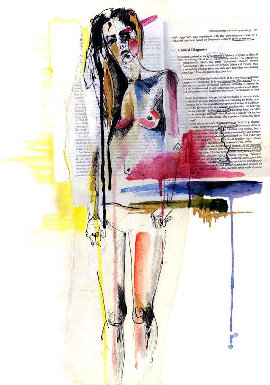 Sense II Art Print