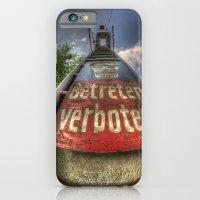 Betreten Verboten !!!! iPhone 6 Slim Case
