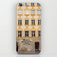Mozart Residence  iPhone & iPod Skin