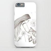 Dandelion Daze iPhone 6 Slim Case