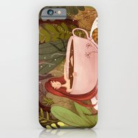 A Cup Of Hot Chocolate iPhone 6 Slim Case