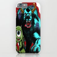 Mike & Sully... iPhone 6 Slim Case