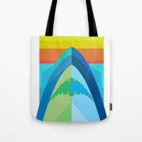 SHARK TIME Tote Bag
