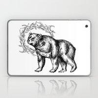 Bear Queen Laptop & iPad Skin