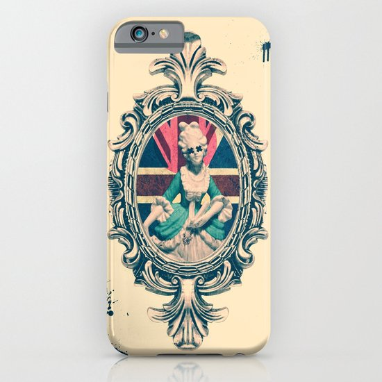 Bourgeoisie Woman iPhone & iPod Case