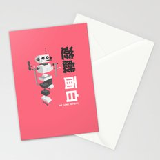 We Come in Pieces  Stationery Cards