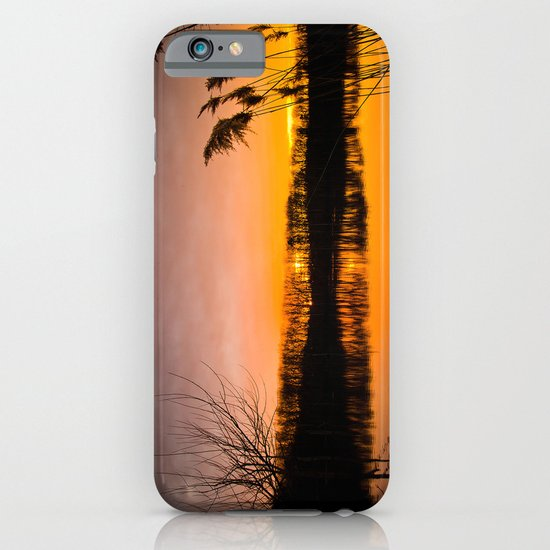 Manasquan Sunset iPhone & iPod Case