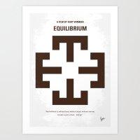 No595 My Equilibrium Min… Art Print