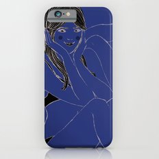 Chloe at The Sleepover iPhone 6 Slim Case