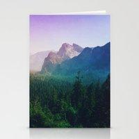 I'm Mountain Crazy Stationery Cards