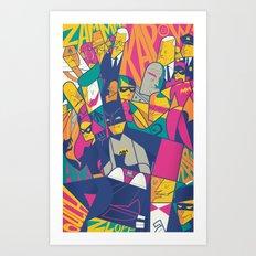 1966 Art Print