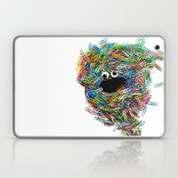 Clip Art: Behemoth! Laptop & iPad Skin