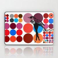 poster heroine  Laptop & iPad Skin