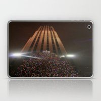 Christmas At Rockefeller Laptop & iPad Skin