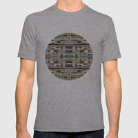 Super Egg Hunt Mens Fitted Tee Athletic Grey SMALL