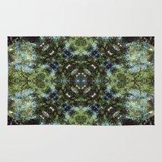 Reflection Kaleidoscope Rug