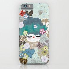 Kokeshina - Hiver / Winter iPhone 6 Slim Case
