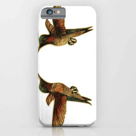humming iPhone & iPod Case