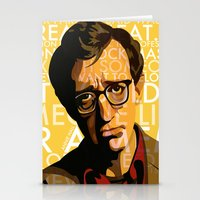 Woody Allen - Annie Hall… Stationery Cards