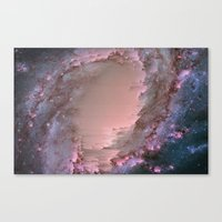 M83 Galaxy Canvas Print