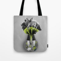There's ecology in every drop Tote Bag