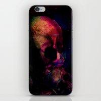 Skully iPhone & iPod Skin
