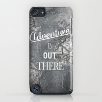 iPod Touch Cases featuring Adventure by Zach Terrell