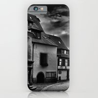 iPhone & iPod Case featuring Rat Alley by PsychoBudgie