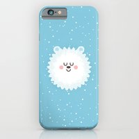 Sleeping Polar Bear iPhone 6 Slim Case