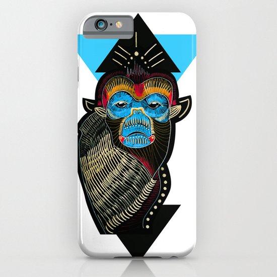 Color me Monkey iPhone & iPod Case