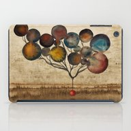 iPad Case featuring A Cosmic Incident by Efi Tolia