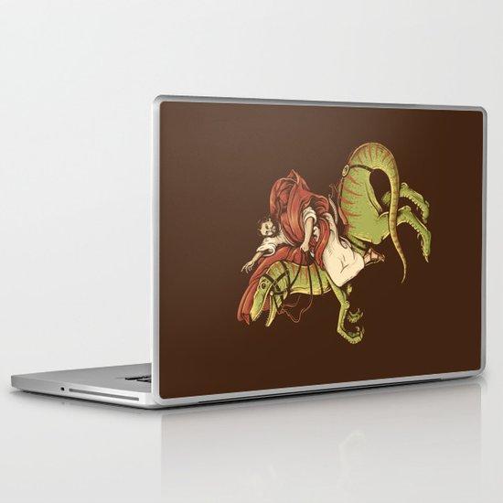Raptored Laptop & iPad Skin