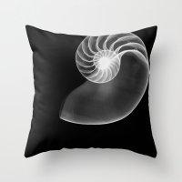 Golden Ratio Throw Pillow