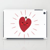 Happy Heart iPad Case