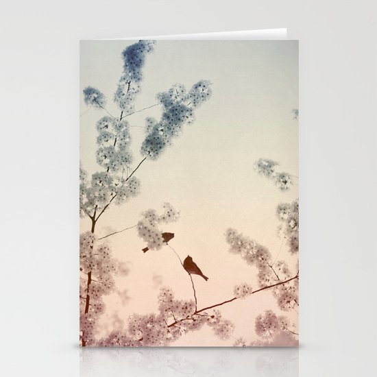 Central Park In Bloom #4 Stationery Card