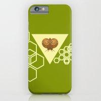 Geometric Snail iPhone 6 Slim Case