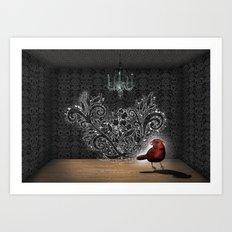 My Haus Art Print