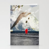 Say What You Sea Stationery Cards