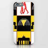 iPhone & iPod Case featuring Berlin by Arts and Herbs