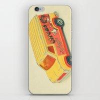 Magic Circus iPhone & iPod Skin