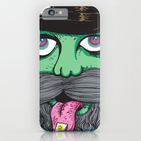 iPhone & iPod Case featuring Eco Psyco by Marcelo Mendes